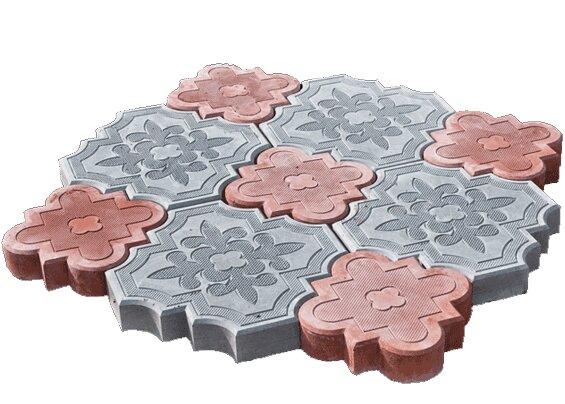 Вибростол для тротуарной плитки-изготовление плитки своими руками
