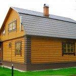 Чем можно облицевать деревянный дом