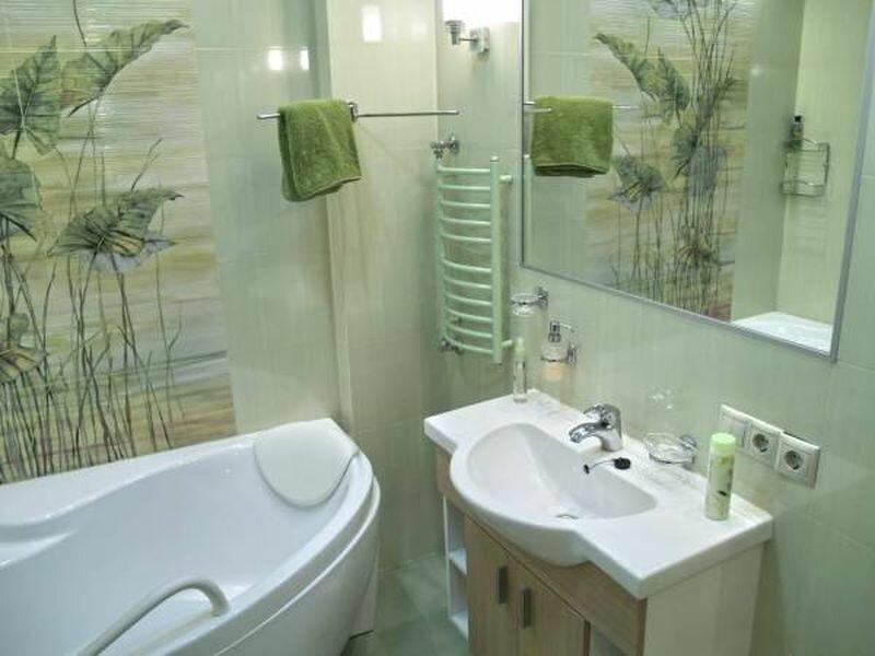 Дизайн ванной комнаты 3 кв м с