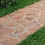 Напольные покрытия, имитирующие натуральный камень