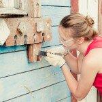 Как удалить краску - лучшие способы