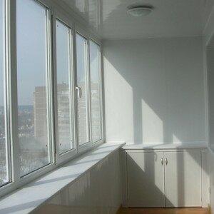 Самостоятельное остекление балкона