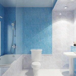 Как обшить ванну