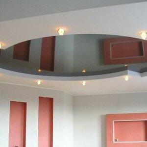 Как сделать самому двухуровневый потолок из гипсокартона