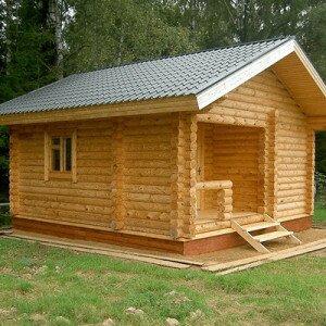Как построить баню на своем участке