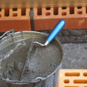 Как приготовить раствор для кладки кирпича, рецепт