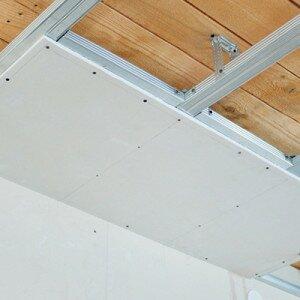Как сделать гипсокартонный потолок-современный дизайн квартиры