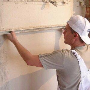 Как выровнять поверхность стены, самые эффективные способы