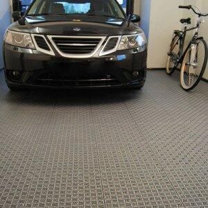 Каким должен быть пол в гараже, выбор напольного покрытия