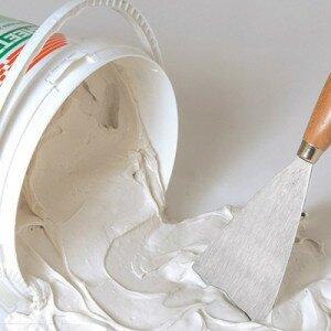 Как сделать шпатлевку