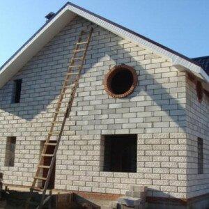 Как построить дом из пенобетонов