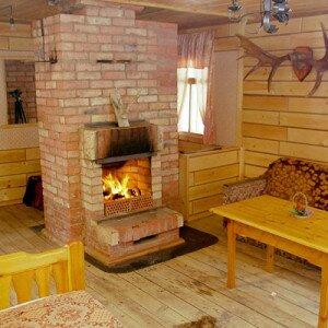 Как отапливать деревянный дом