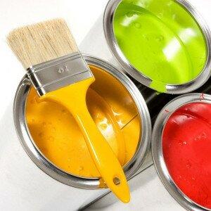 Как счистить краску
