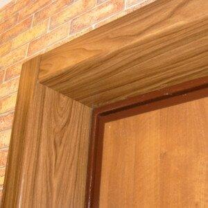 Как делать дверные откосы